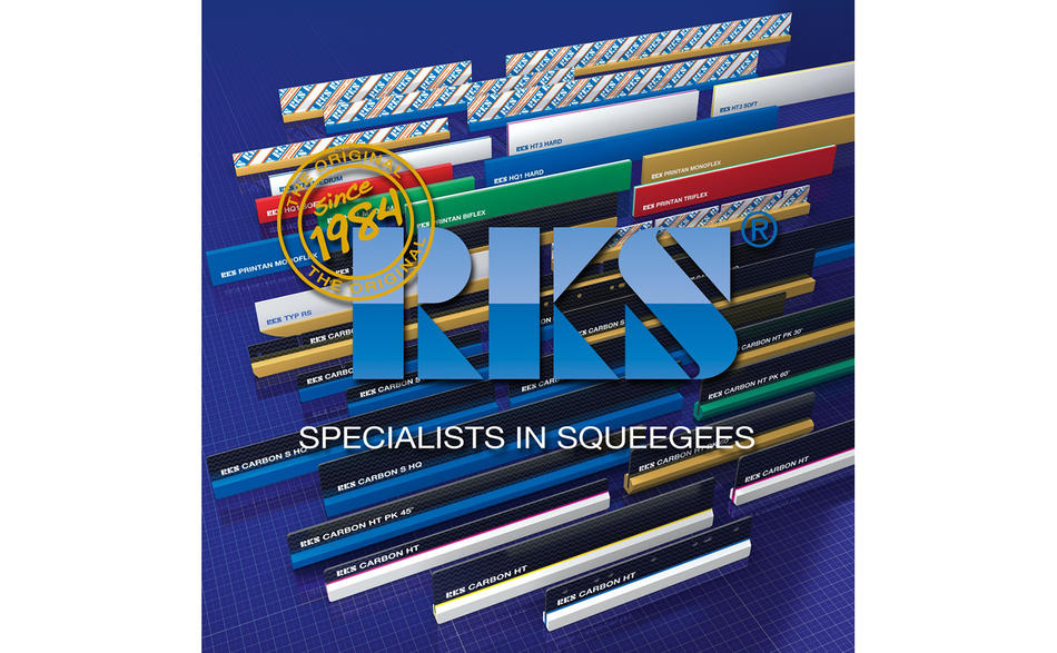RKS – SPECIALISTS IN SQUEEGEES