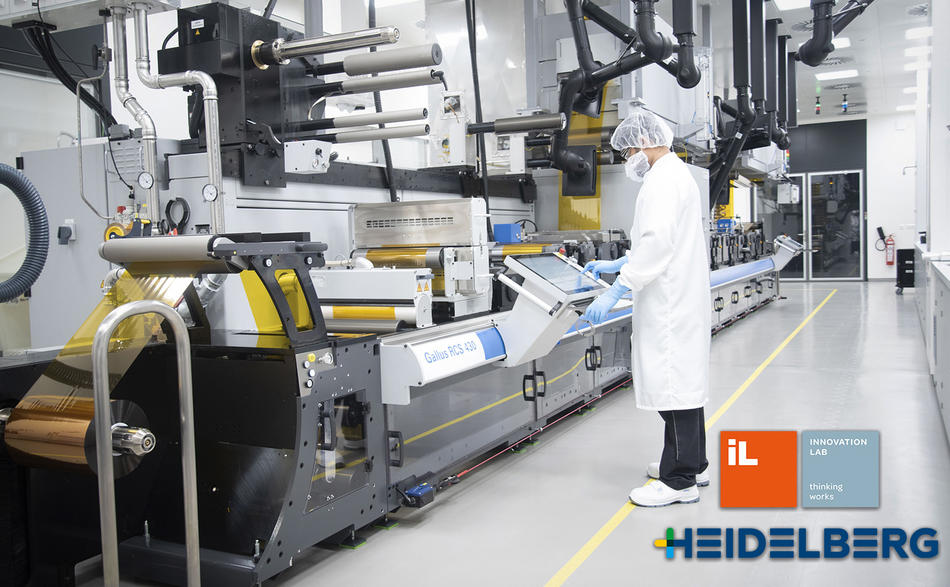InnovationLab & Heidelberger Druckmaschi