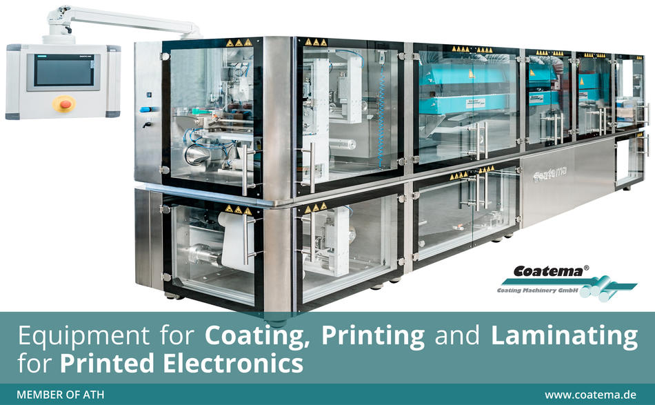 Equipment for Printed Electronics