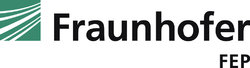 Logo Fraunhofer Institute for Organic Electronics, Electron Beam and Plasma Technology FEP